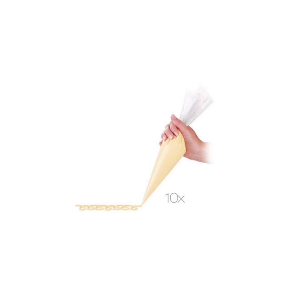 Tescoma DELÍCIA zdobiace vrecúško 30 cm, 10 ks