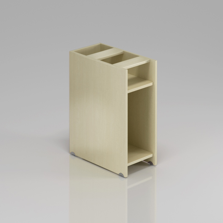 Rauman Kontajner na PC Visio 30x57x73,2 cm, pod stôl K20 12