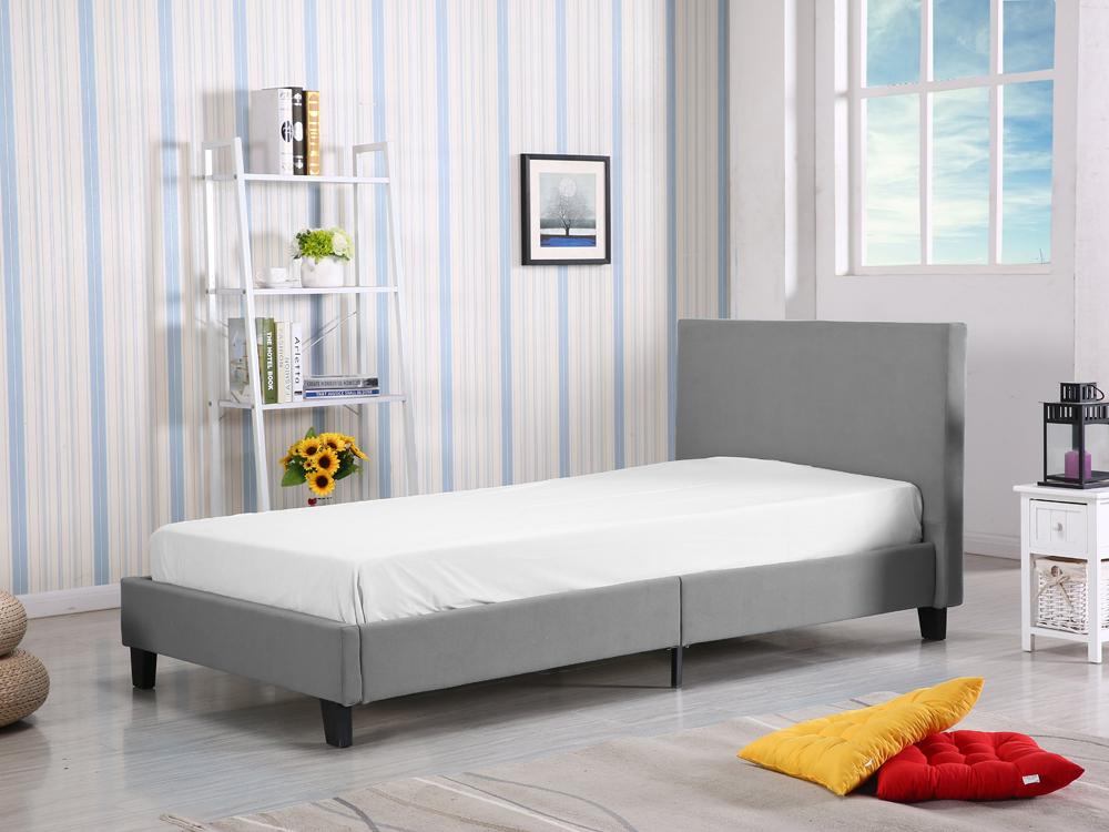 Jednolôžková posteľ 120 cm Logo (s roštom)