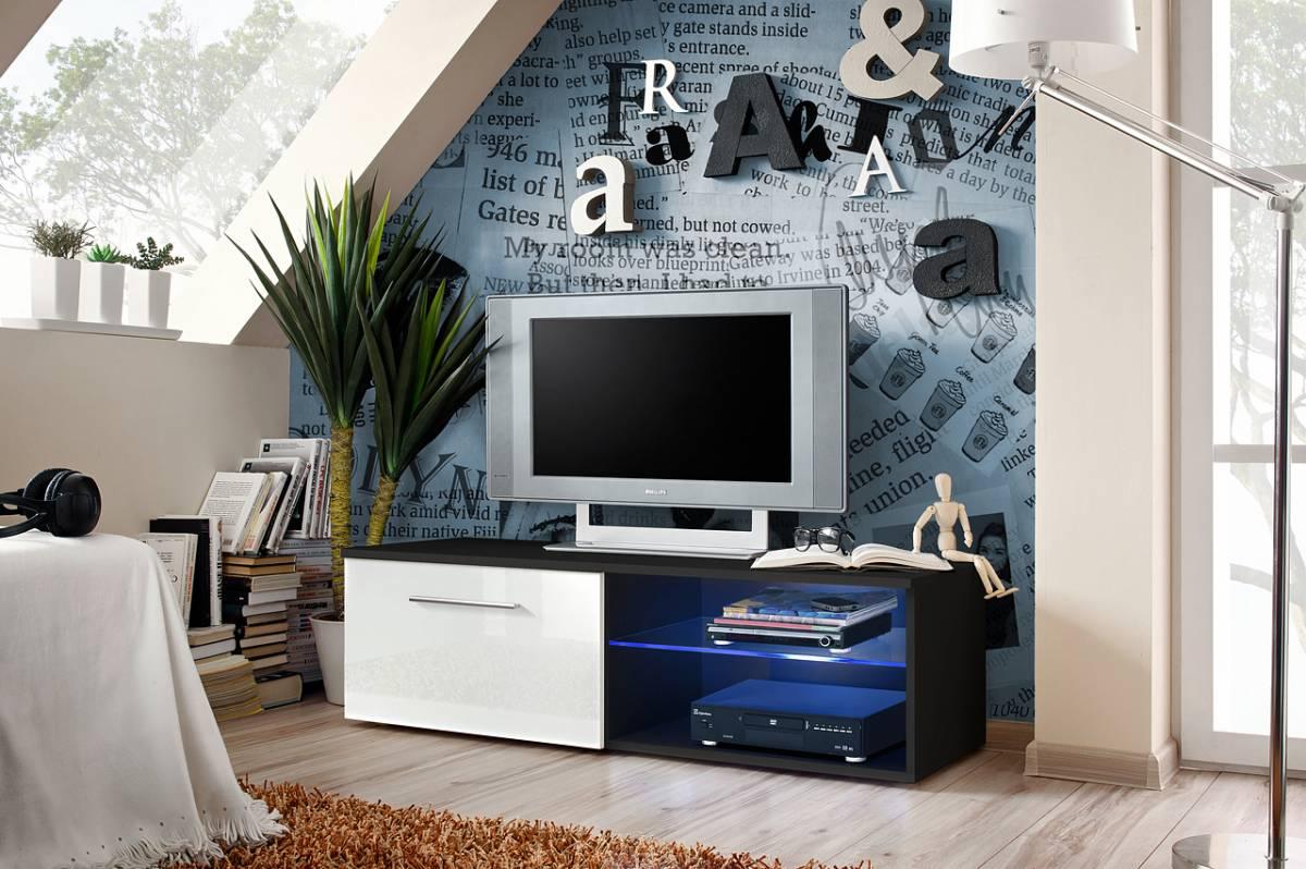 TV stolík/skrínka Bono IV 25 ZW B4