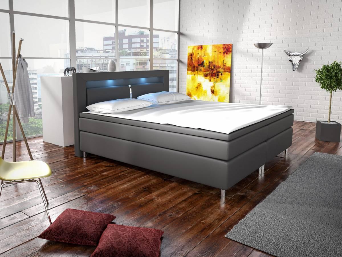 Manželská posteľ Boxspring 180 cm