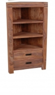 Furniture nábytok  Masívna rohova polica z Palisanderu  Malek  60x35x120 cm