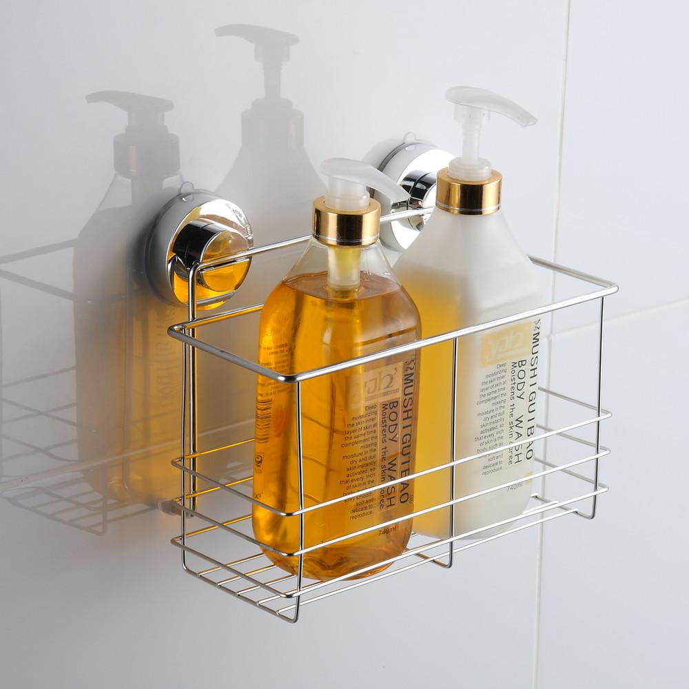 Držiak do kúpeľne bez nutnosti vŕtania ZOSO Shampoo