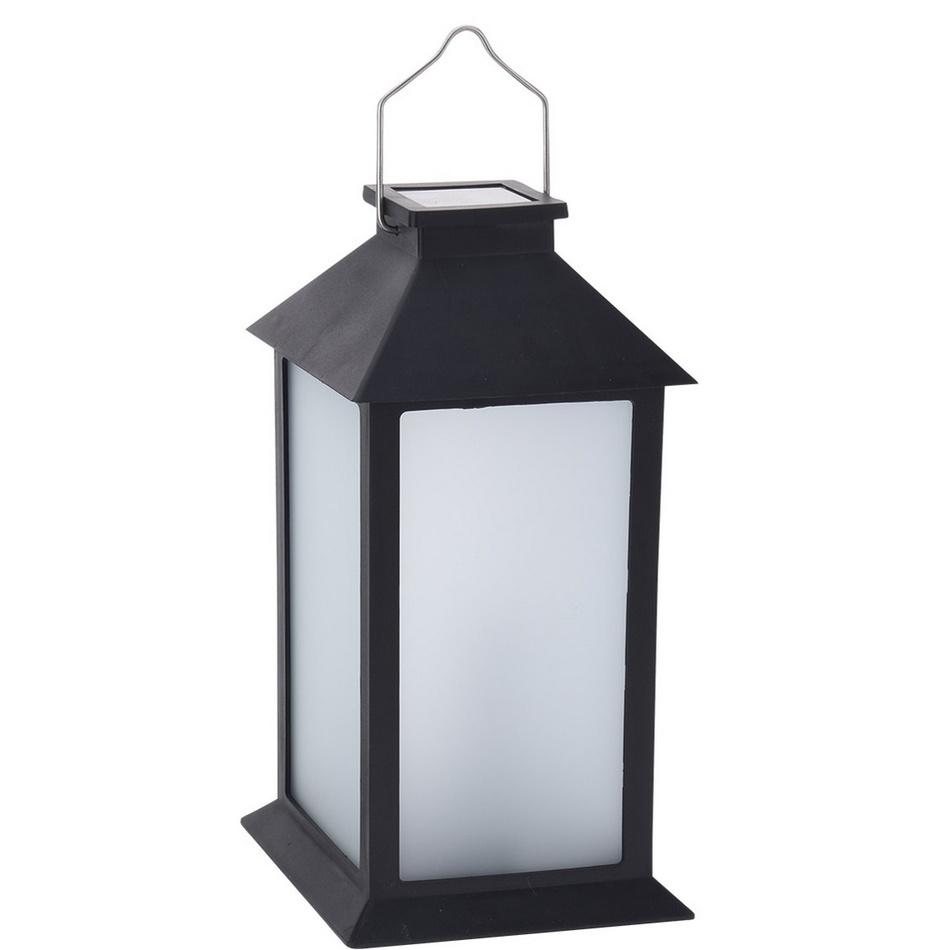 Solárna LED lampa Tyra, 14 x 27 cm
