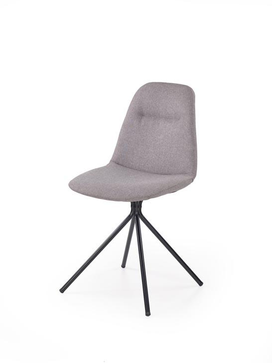 Jedálenská stolička K240 (sivá)