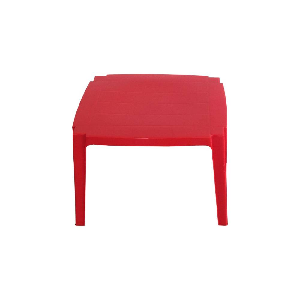 Detský stôl TOM červený