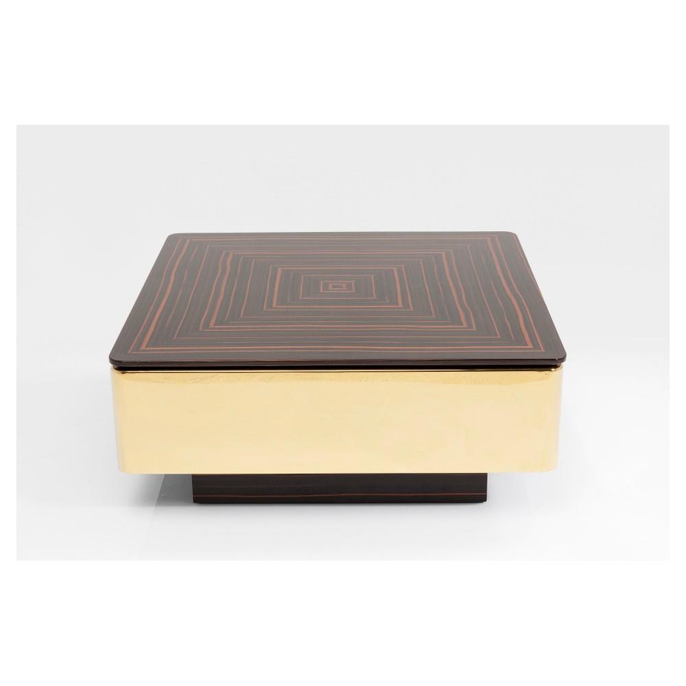 Konferenčný stolík Kare Design Bosto, 80 x 80cm