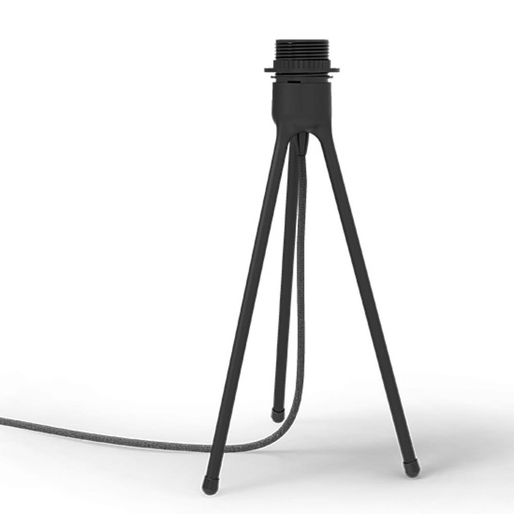 Stolový stojanček tripod na svetlá VITA čierny