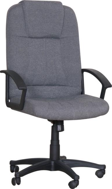 Kancelárske kreslo, sivé, TC3-7741