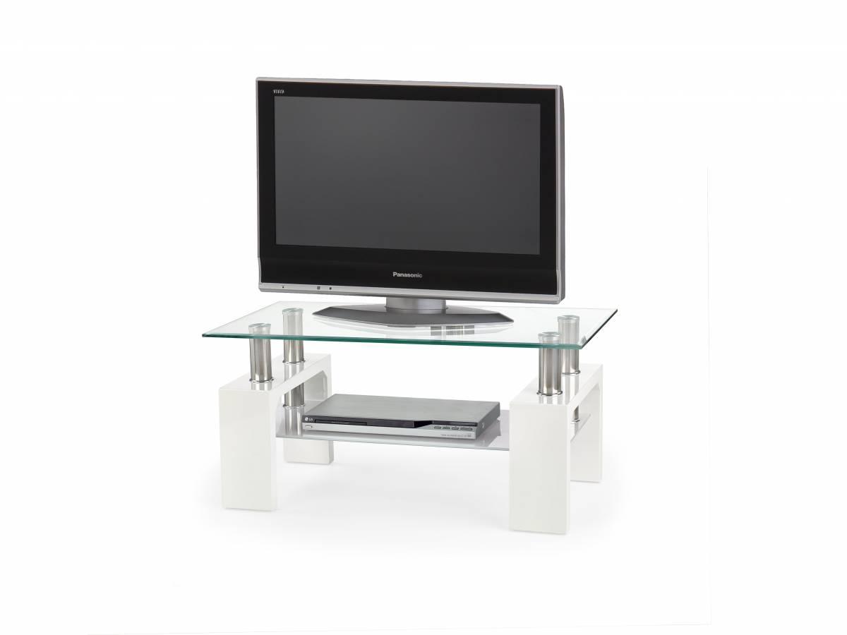 TV stolík RTV-23 (biela) *výpredaj