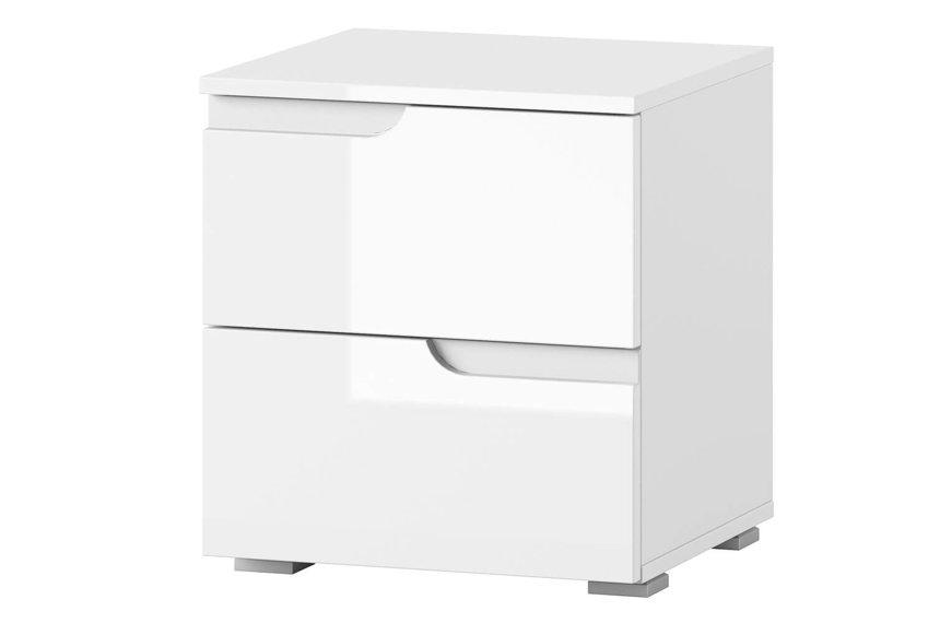 CELENE 32 biely nočný stolík