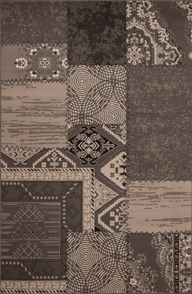 Kusový koberec Contempo 139 Silver