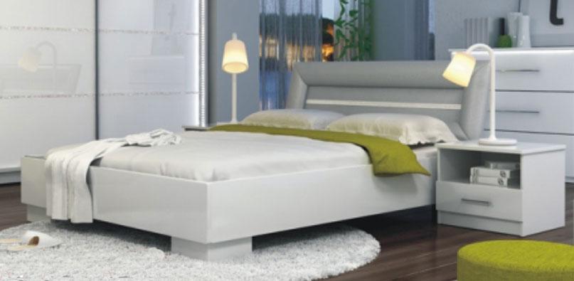 MALAVA manželská posteľ