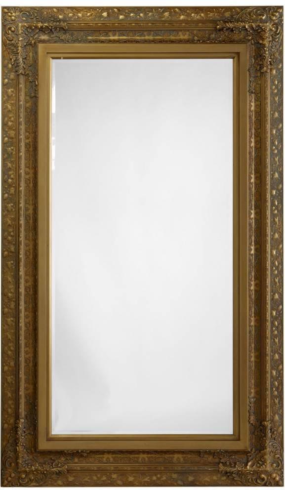 Zrkadlo POISSY zlatá