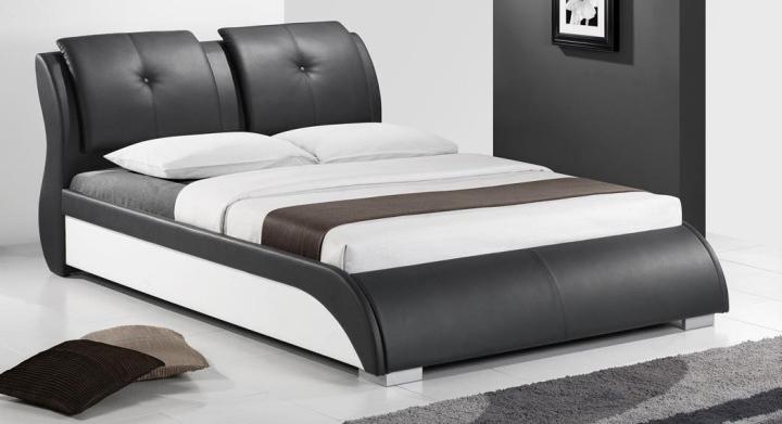 Manželská posteľ 160 cm Torenzo (s roštom) *masážny prístroj ZADARMO