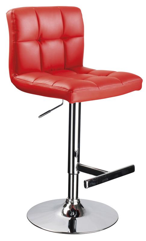 CB-105 barová stolička, červená