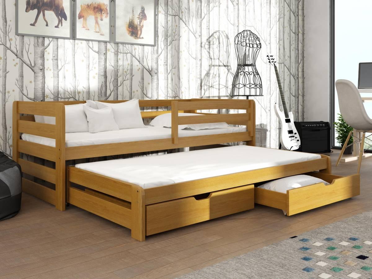 Detská posteľ 90 cm