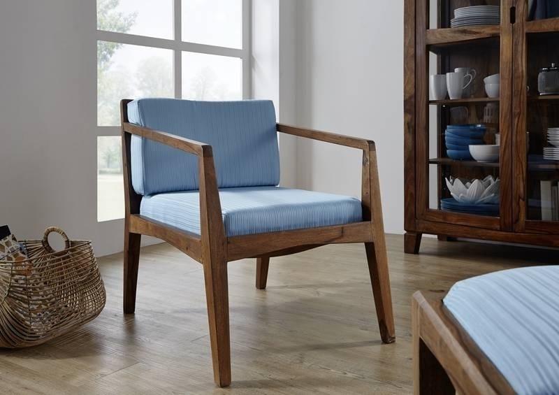ANCONA stolička #115 indický palisander