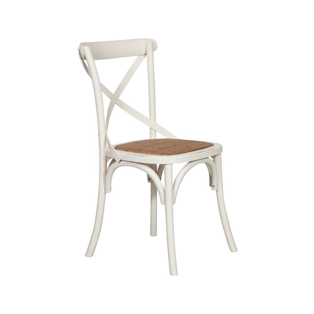 Drevená stolička Biscottini Helga
