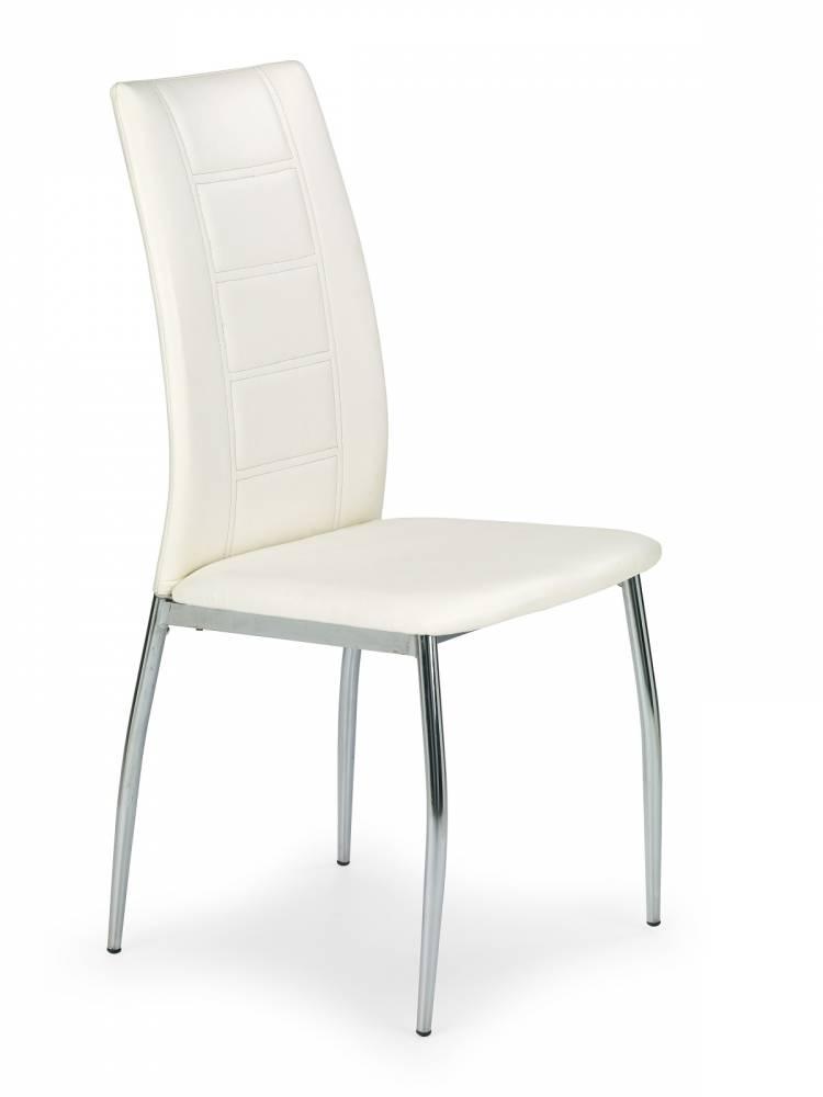 Jedálenská stolička K134 biela