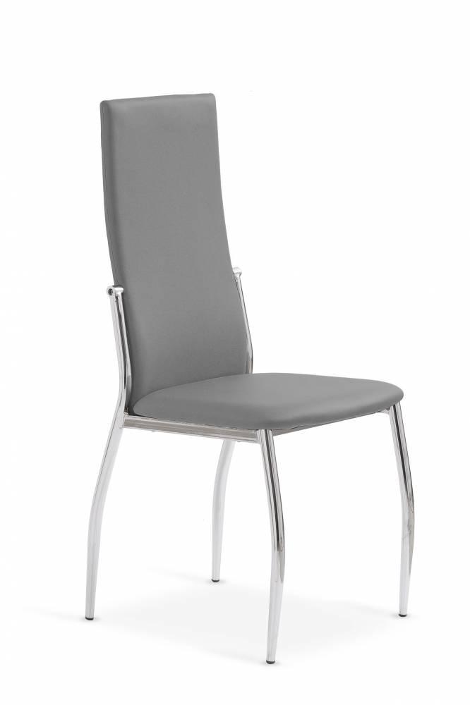 Jedálenská stolička K3 (sivá)