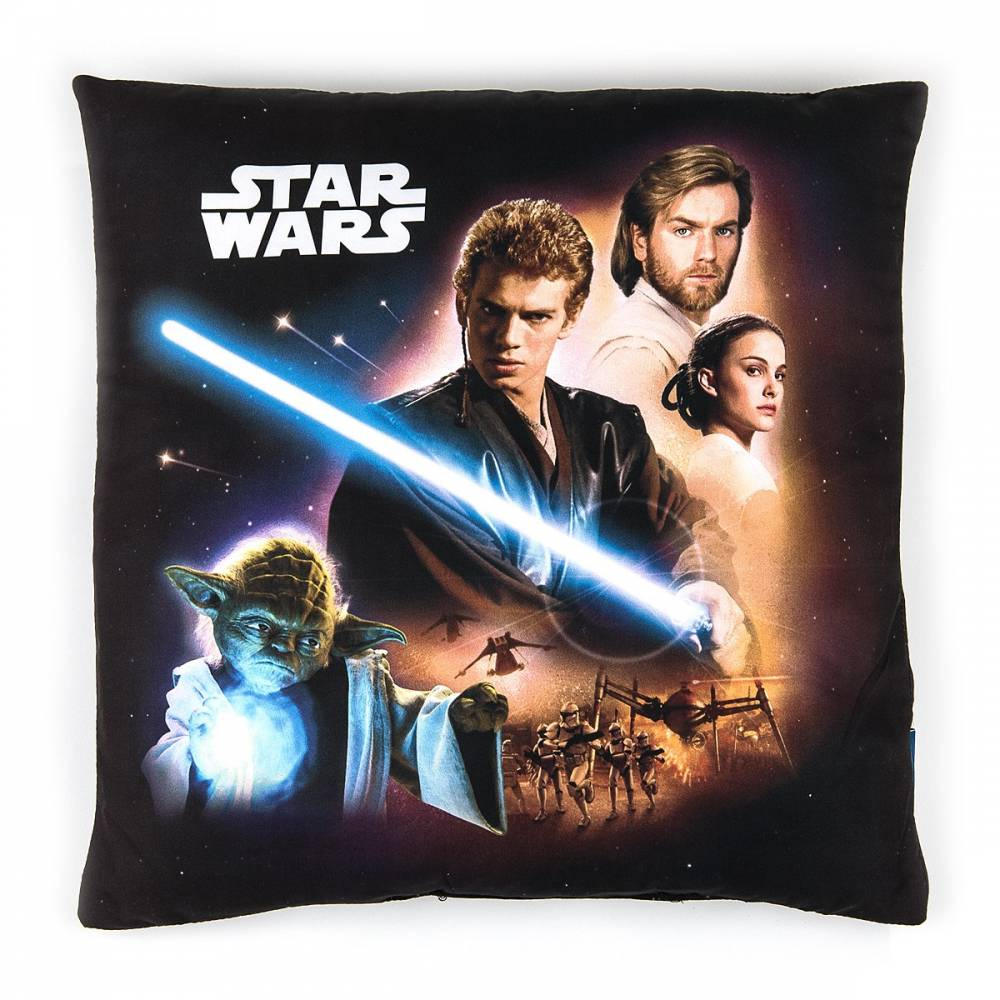 Jerry Fabrics vankúš Star Wars 40x40