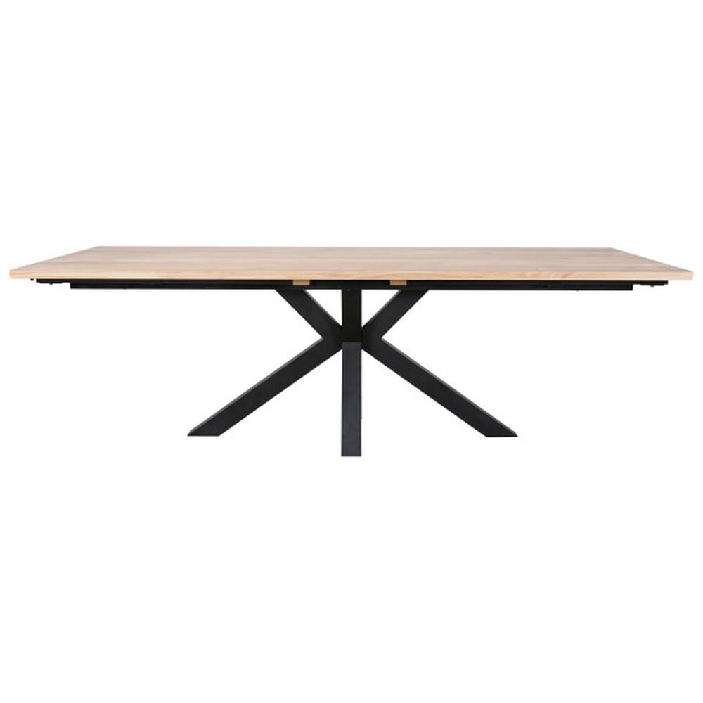 Čierny jedálenský stôl Canett Maison