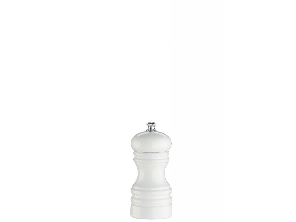 Mlynček na korenie Berlin Zassenhaus biely 12 cm