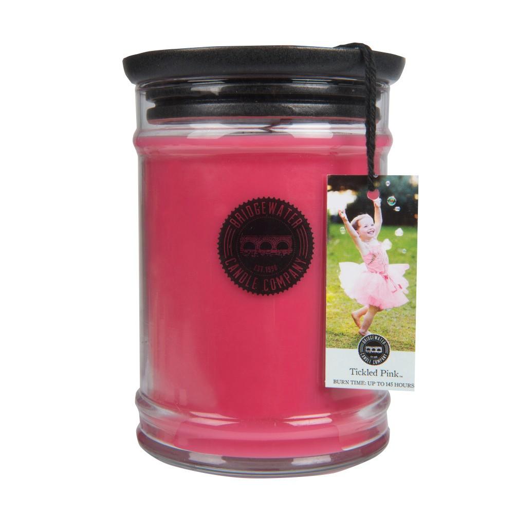 Vonná sviečka v sklenenej dóze Bridgewater Candle Company Tickled Pink