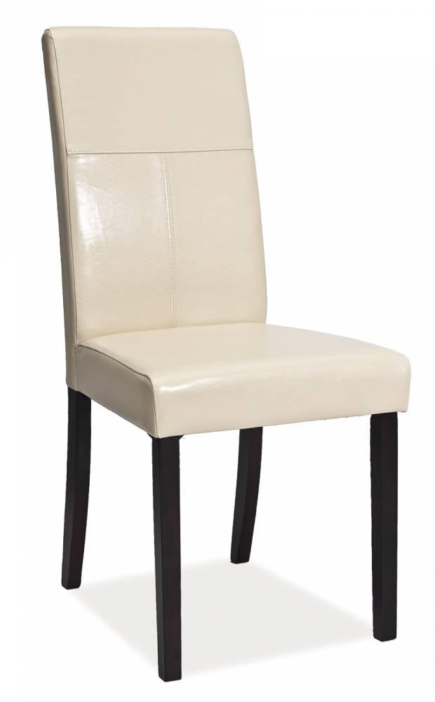 Jedálenská stolička C-114 (krémová)