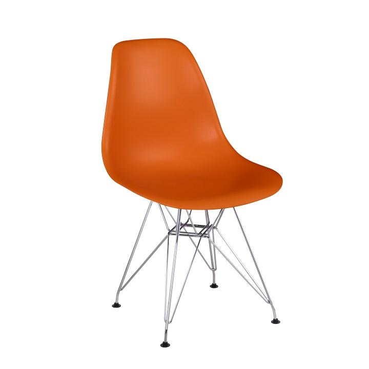 Jedálenská stolička Anisa new (oranžová)