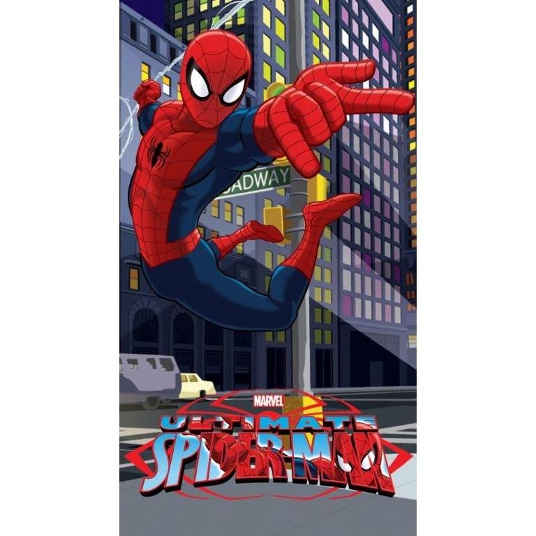 Jerry Fabrics Osuška Spiderman 2015, 75 x 150 cm