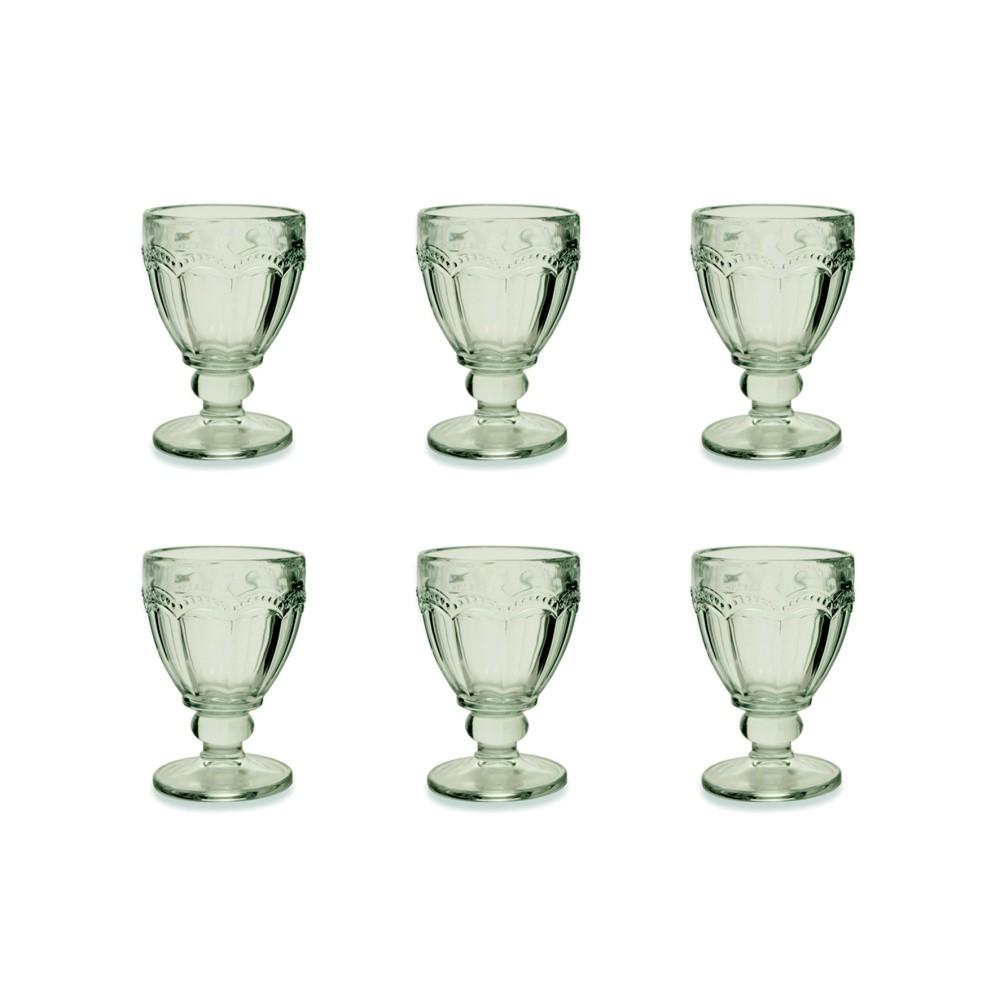 Sada 6 sklenených pohárov Villad'Este Corinto, 270 ml