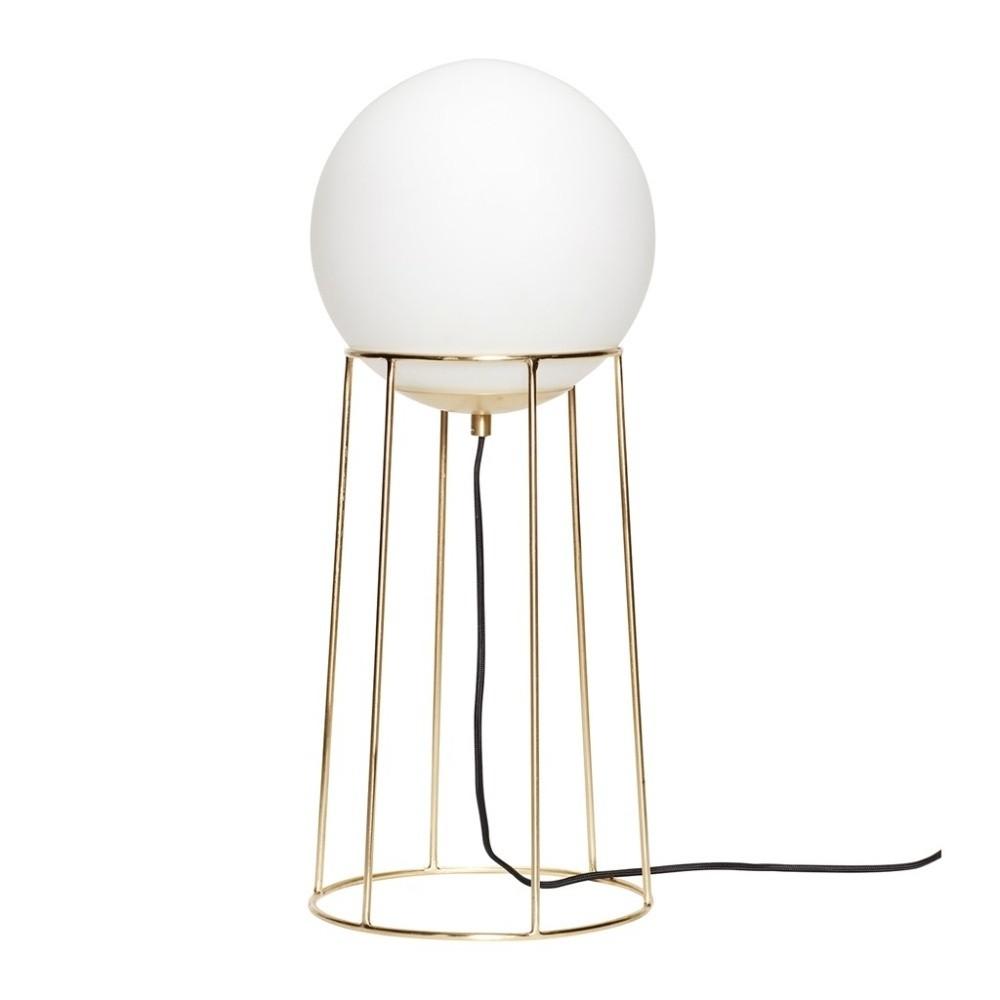 Stojacia lampa Hübsch Thala