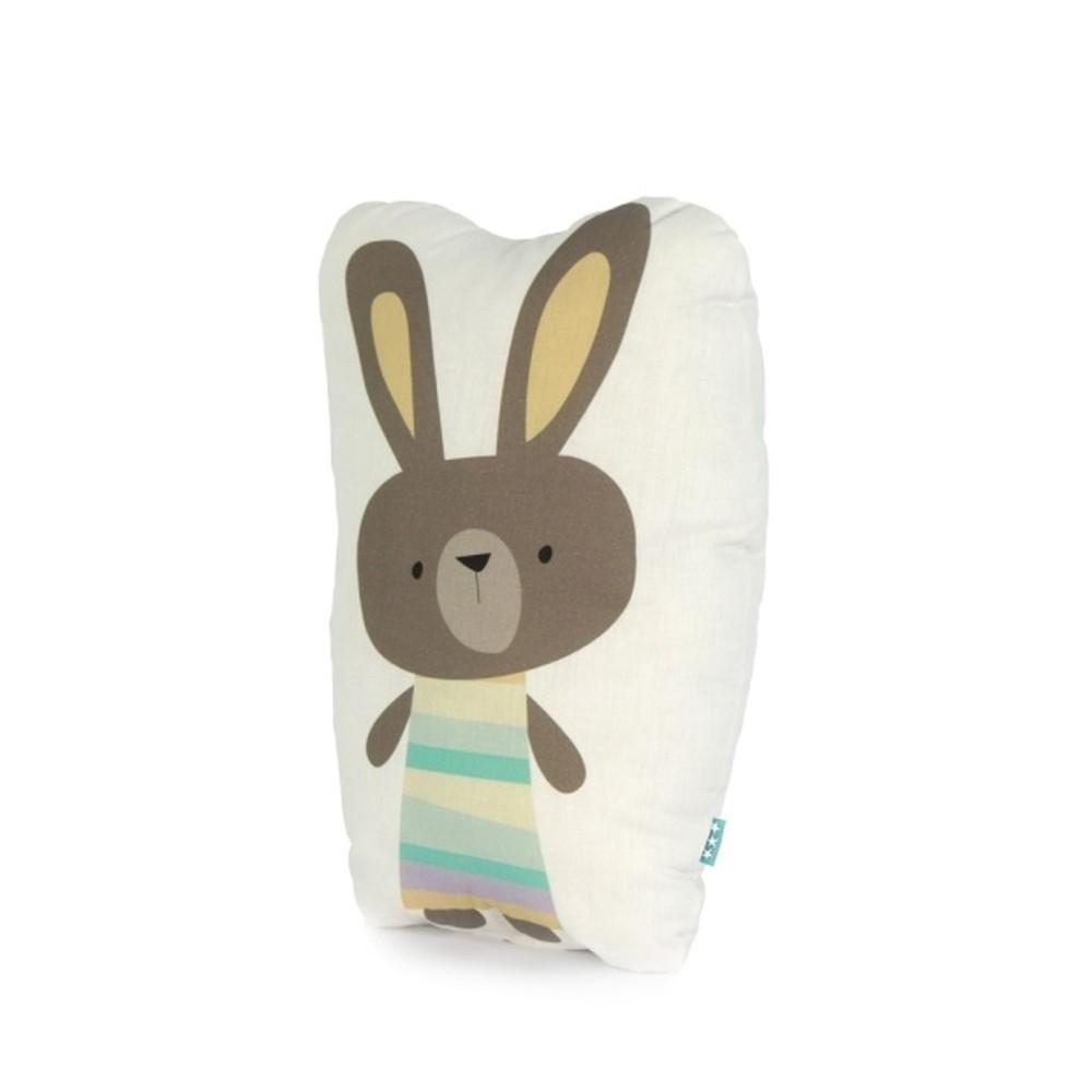Vankúšik Little W Rabbit, 40×30cm