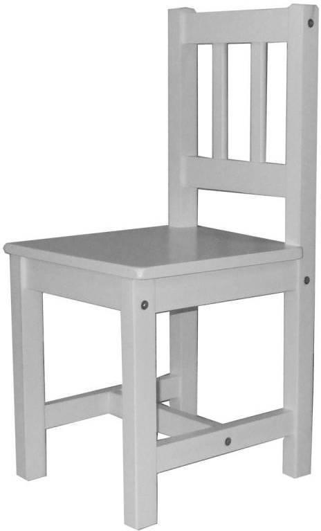 Detská stolička 8867 lak