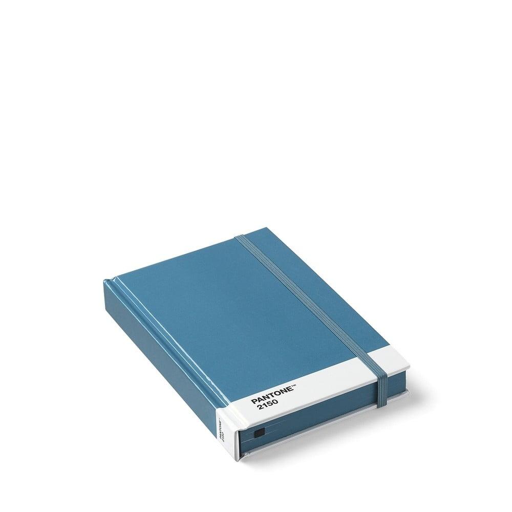 Malý modrý zápisník Pantone