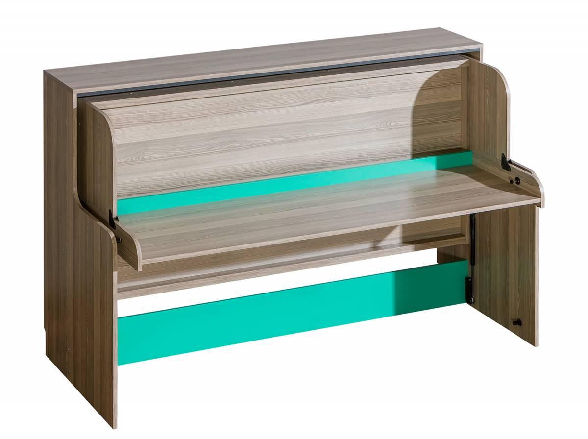 Jednolôžková posteľ 90 cm U16