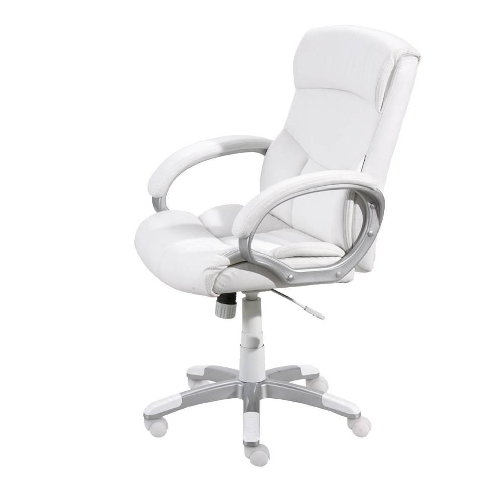 Alberti - kancelárske kreslo biele