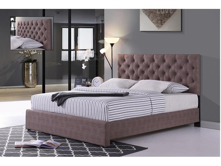 Manželská posteľ 160 cm Clover (s roštom)