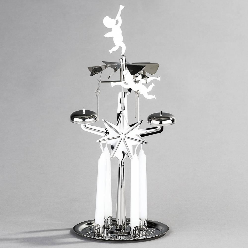 Anjelské zvonenie strieborná, HTH