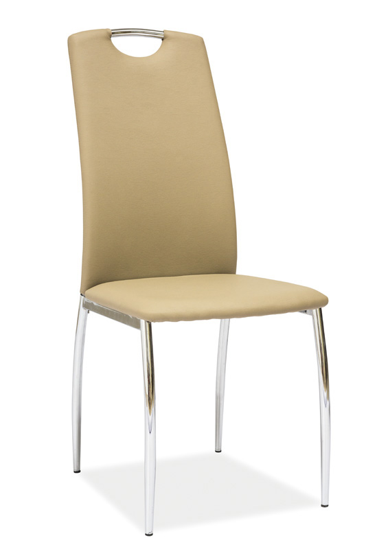 Jedálenská stolička HK-622, latte