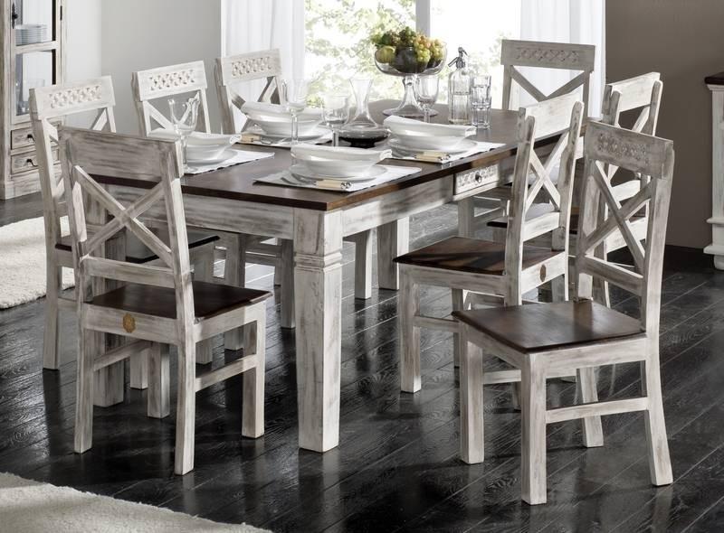 CASTLE-ANTIK jedálenský stôl #109 mango 190x90 cm