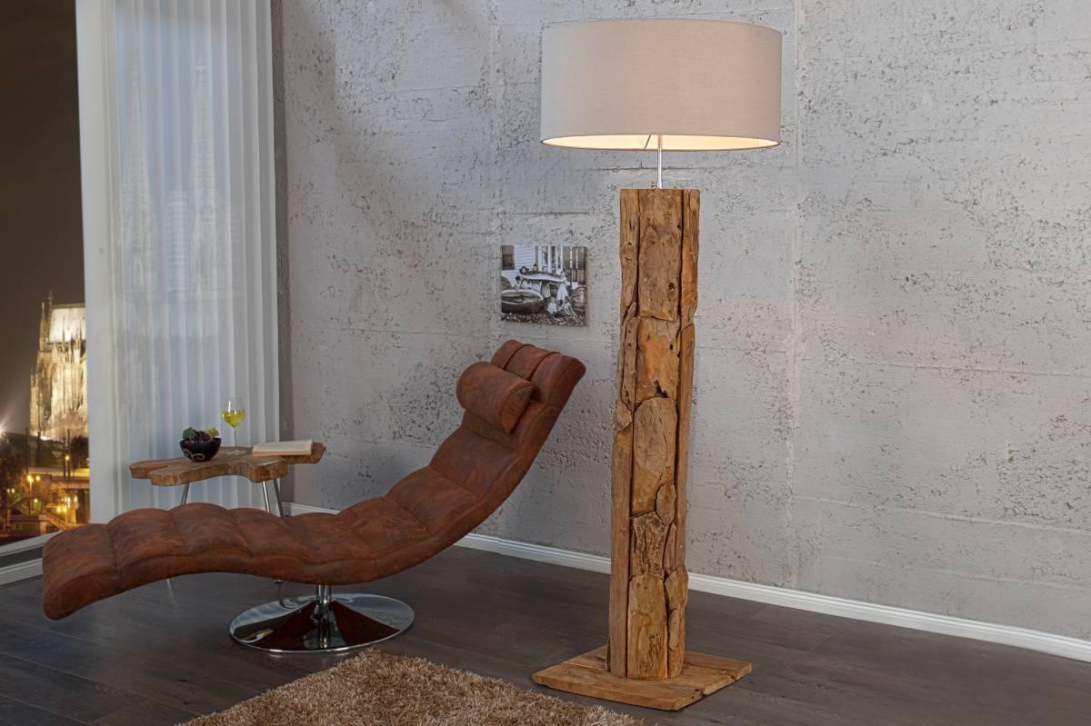 Masiv24 - Stojaca lampa ROOTSY