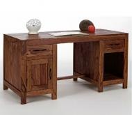 Furniture nábytok  Masívny písací stôl z Palisanderu  Rúdábe  150x70x76 cm