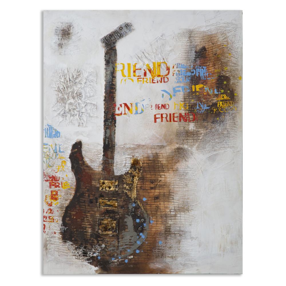 Obraz Mauro Ferretti Guitar Art, 90 x 120 cm