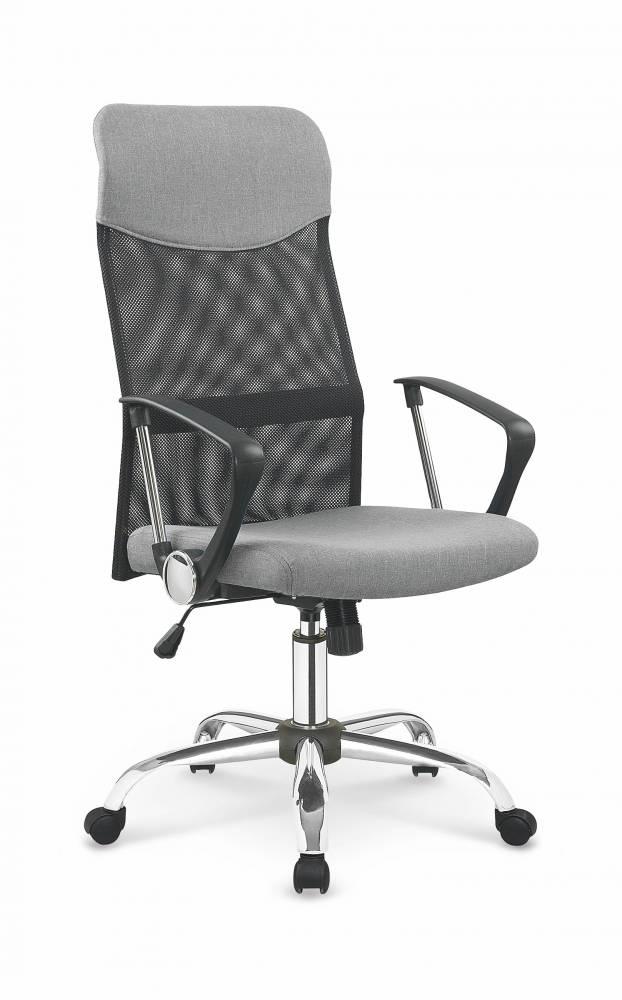 Kancelárska stolička Vire 2 (čierna + sivá)