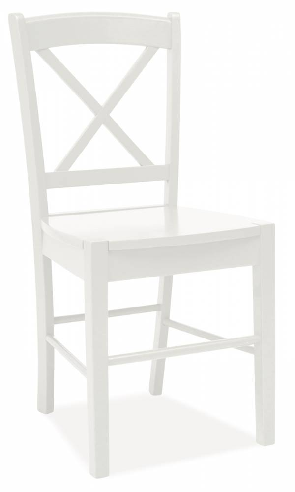 Jedálenská stolička CD-56 (biela)