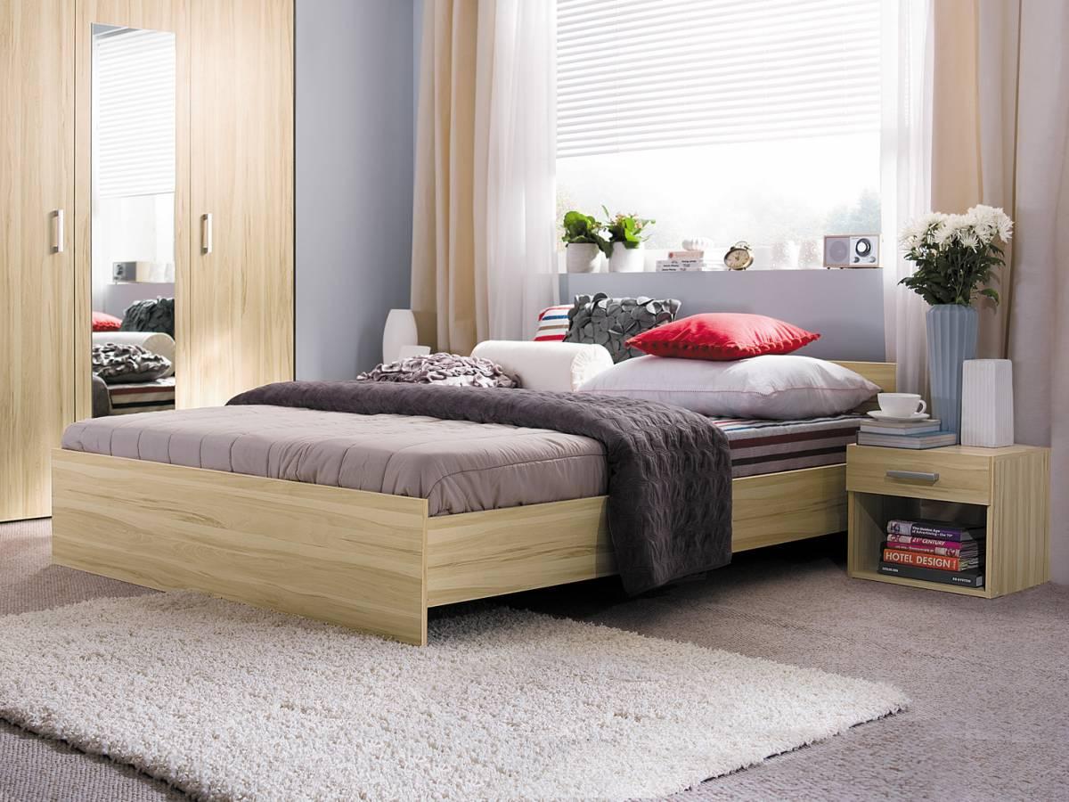 Manželská posteľ 160 cm Libera LOZ/160