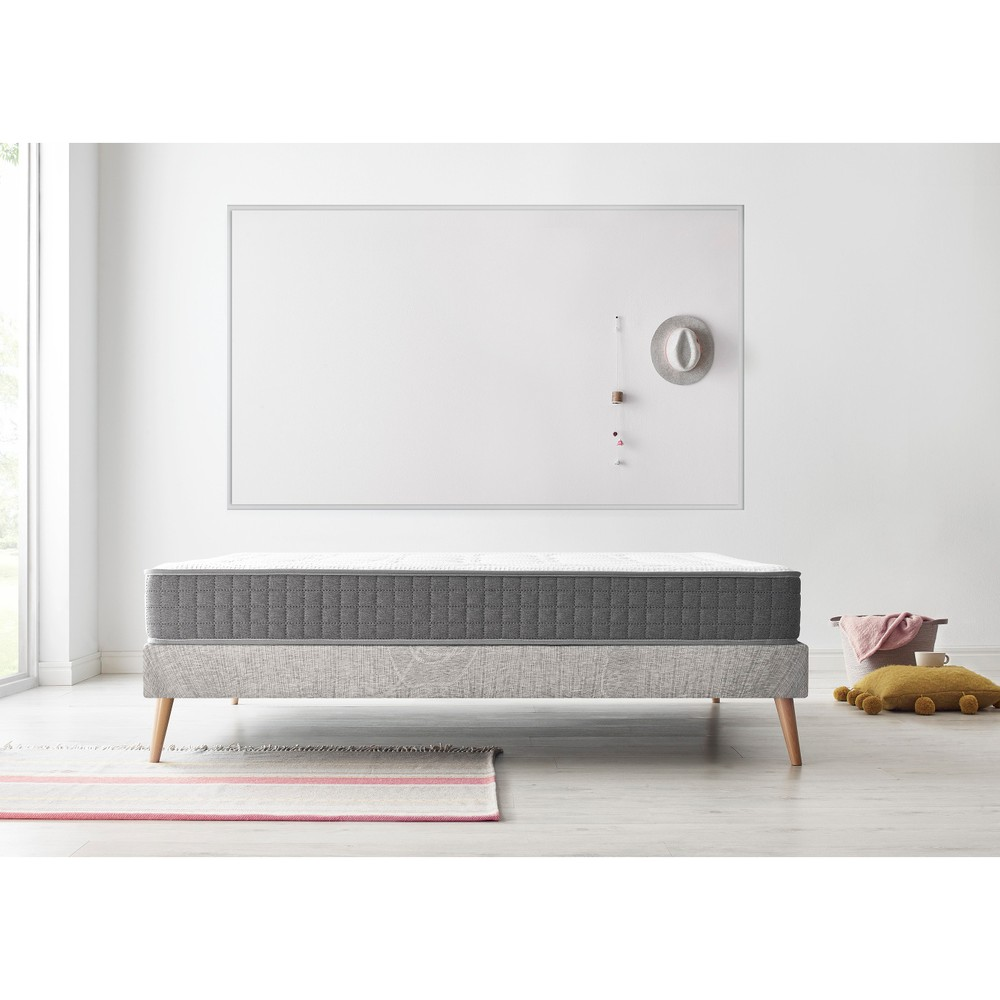 Dvojlôžková posteľ s matracom Bobochic Paris Passion, 140 x 190 cm